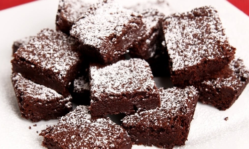 Chewy Brownies Recipe