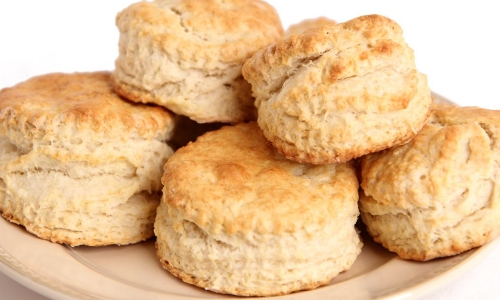 Flaky Buttery Biscuits