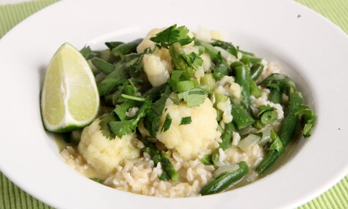 Quick Thai Green Curry
