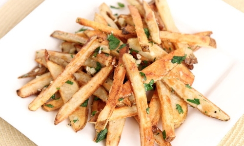 Best Oven Fries