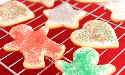 Cutout Sugar Cookies Recipe