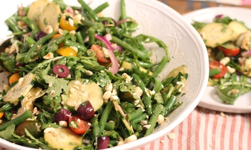 Delicious Green Bean Salad