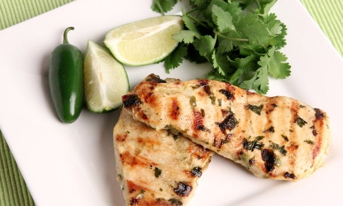 Fiery Cumin Grilled Chicken