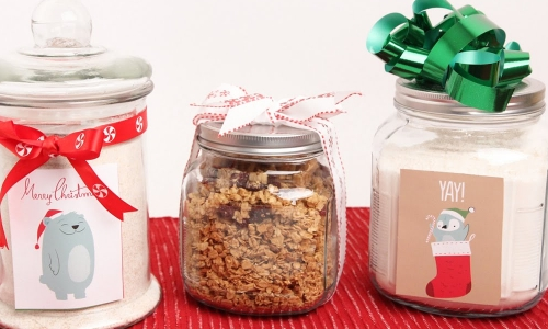Last Minute Edible Gift Ideas