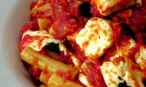 Pasta alla Siciliana Recipe