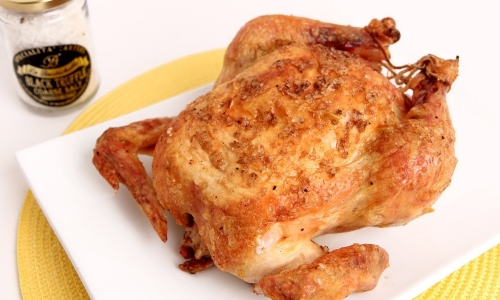 Truffle Salted Roasted Chicken