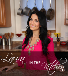 Laura in the Kitchen Internet Cooking Show Starring