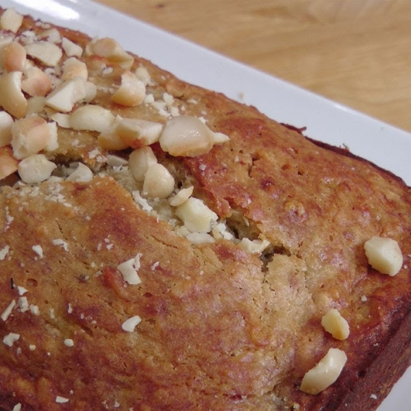 Island Banana Bread