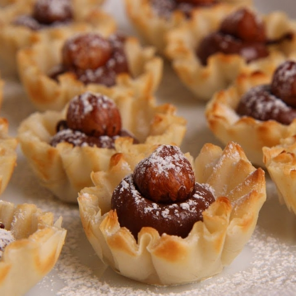 Nutella Tartlets