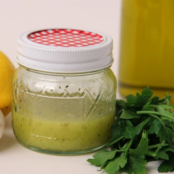 Lemon Garlic Dressing