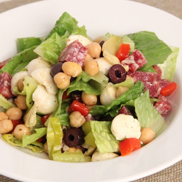 Antipasto Chopped Salad