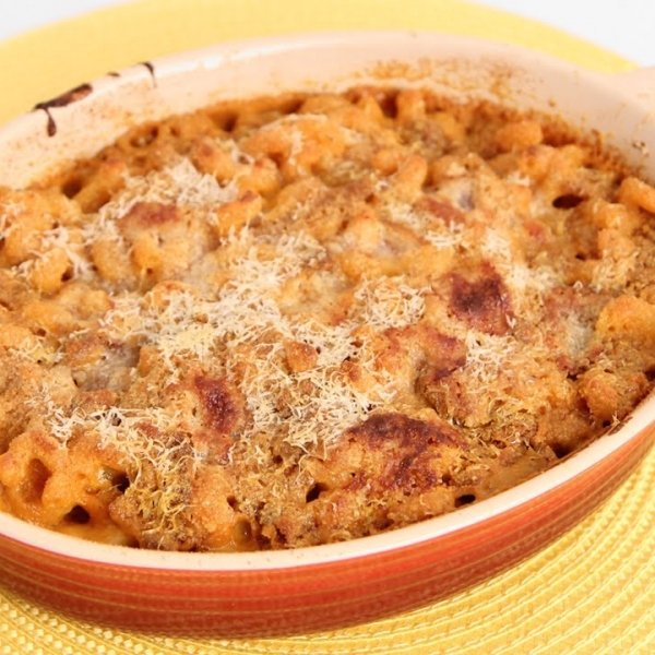 Chorizo and Pepper Jack Mac and Cheese