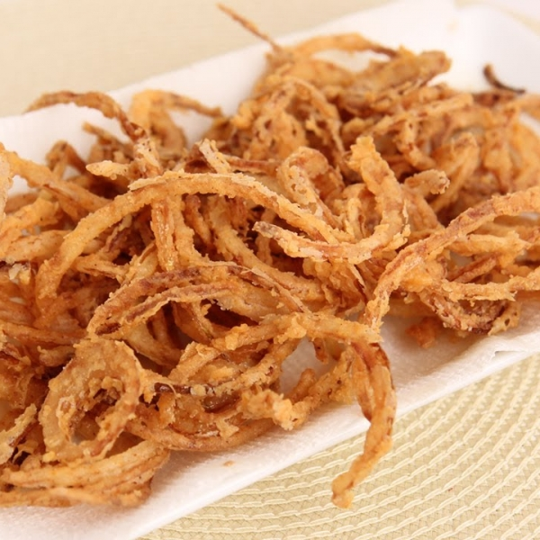 French Fried String Onions
