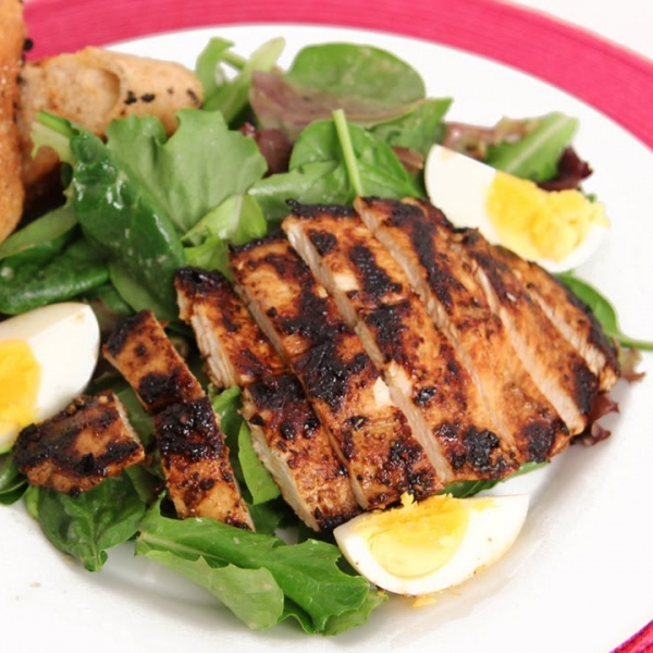 Grilled Chicken Cesar Salad