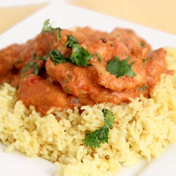 Indian Inspired Butter Chicken