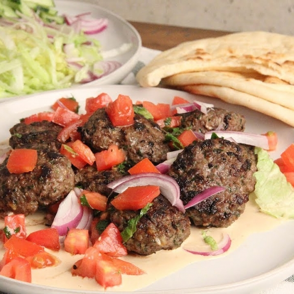 Kafta Patties