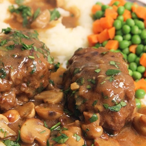 Salisbury Steak 2
