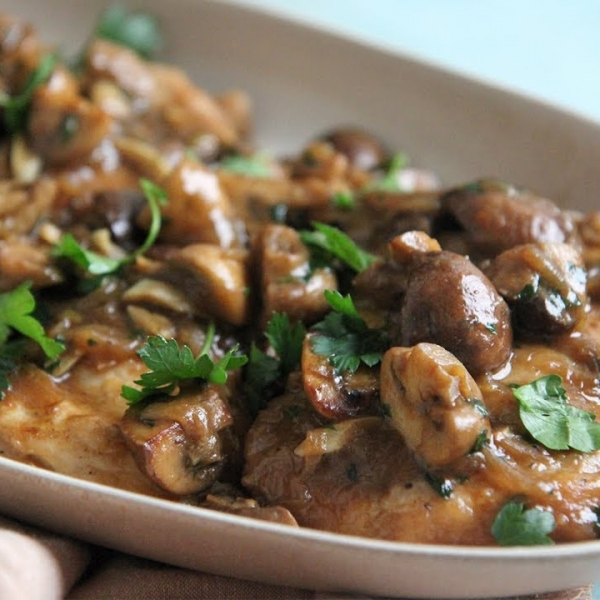 Ultimate Classic Chicken Marsala
